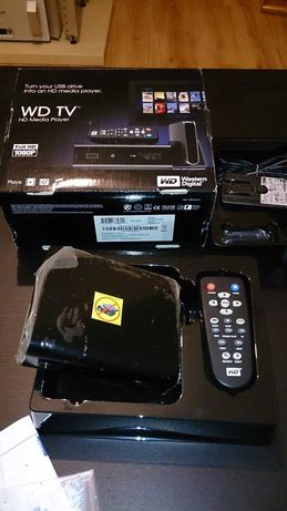 .Media Player WD TV 1080p