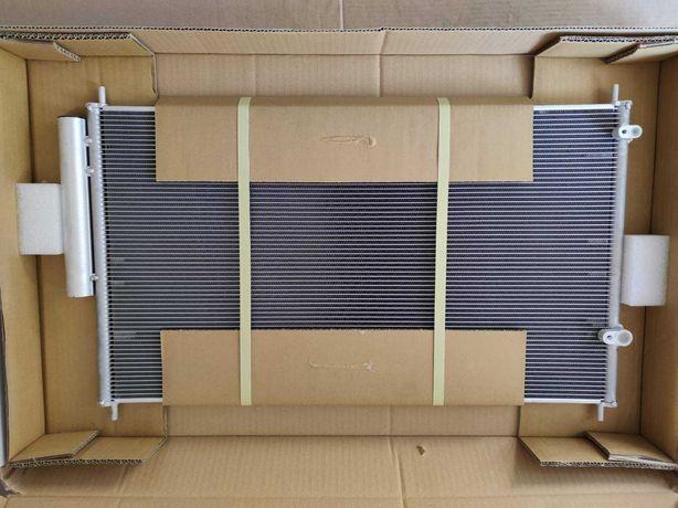 Радиатор кондиционера Honda HR-V 2015-