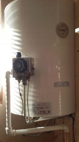 LIKO 50L gazowy pojemnościowy podgrzewacz do wody