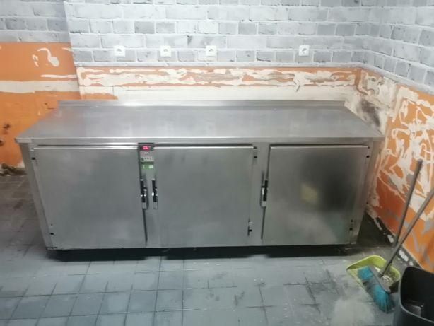 Arca frigorifica e bancada inox