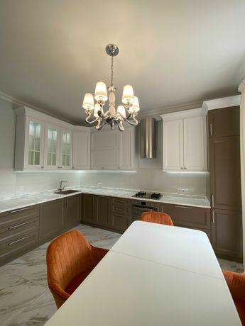 Продам 2 кім квартиру якісним шикарним ремонтом!!
