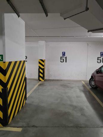 miejsce postojowe parking garaż podziemny Centrum