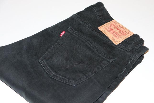 Spodnie Jeansy męskie Levi's 751 W33 L30 Levis czarne