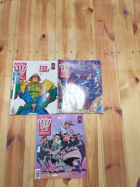 The Best of 2000AD Monthly 3 numery 91