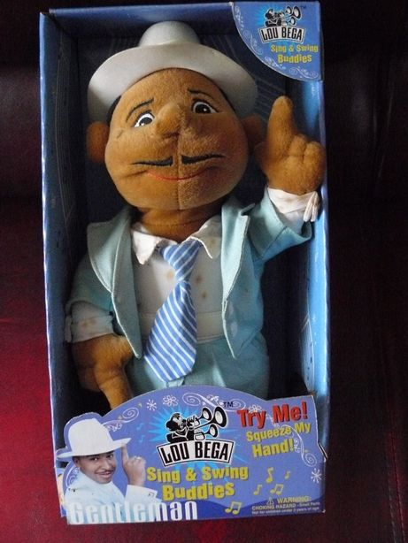 Lou Bega kukiełka zabawka