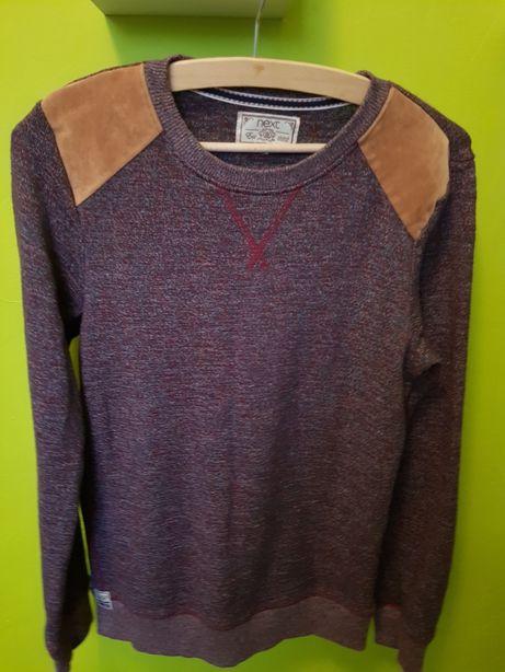 Sweter roz XS z metki alw to jest M firmy Next