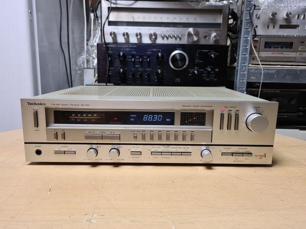 Świetny Amplituner Technics Sa 424.