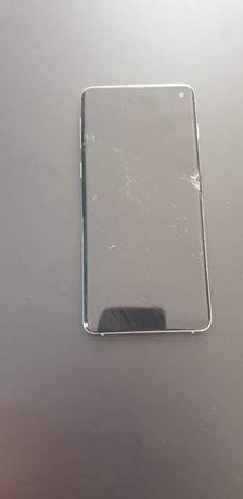 Samsung S10 zbita szybka