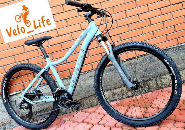 Велосипед Ghost Lanao 27,5/16 для девочек женский cube specialized gt