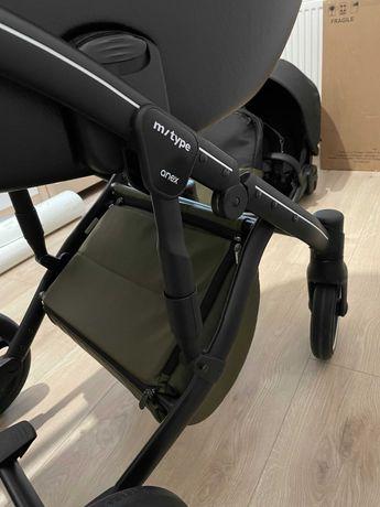 Stelaż + kółka do wózka Anex m/type