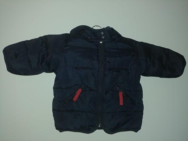 H&M baby kurtka zimowa ,r.74