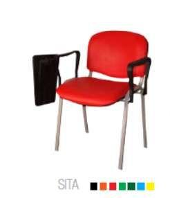 Cadeira com palmatória direita ou esquerda - Formação / Escolar
