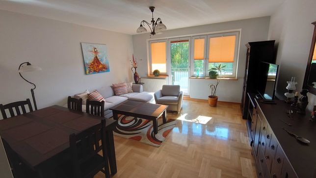 Bezpośrednio: Piękne mieszkanie po remoncie - Ursynów