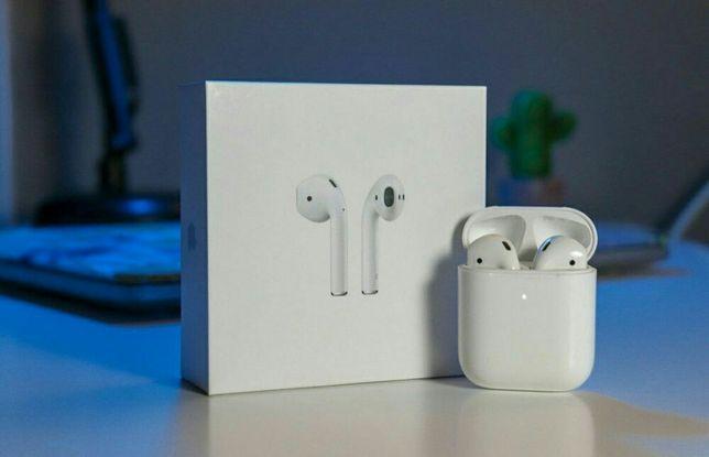 Навушники Airpods 2 Lux   I Оригинал 1:1 Гарантия І Отзывы