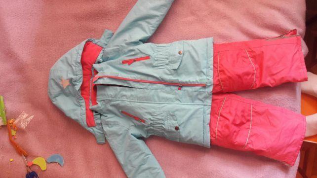 Куртка и полукомбинезон TCM