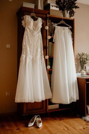 suknia ślubna - projekt indywidualny
