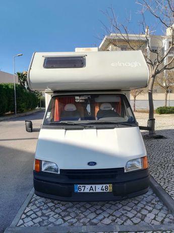 Autocaravana Ford 2.5D ELNAGH