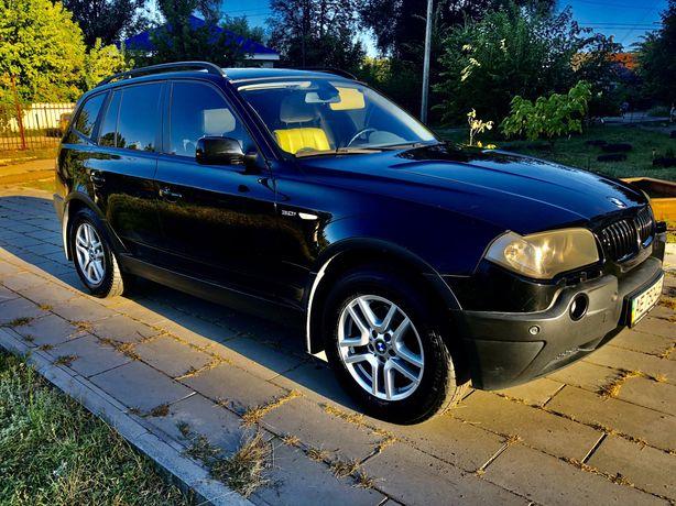 Продам BMW X3 2003г 3,0 газ/бензин 231 л.с