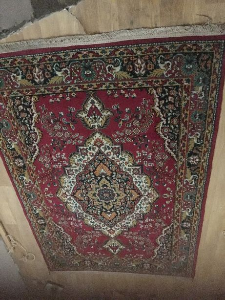 Продам натуральный ковёр советского периода.