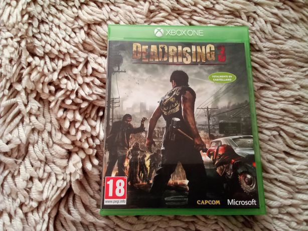 Gra Xbox One DEAD RISING 3 stan bdb