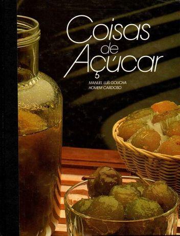 Livro - Coisas de Açúcar - Manuel Luís Goucha