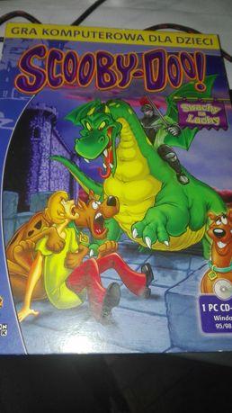Gra Pc Scooby Doo strachy na lachy