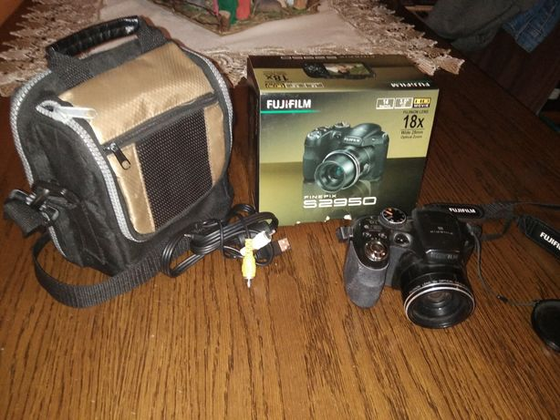 Aparat Fujifilm S2950