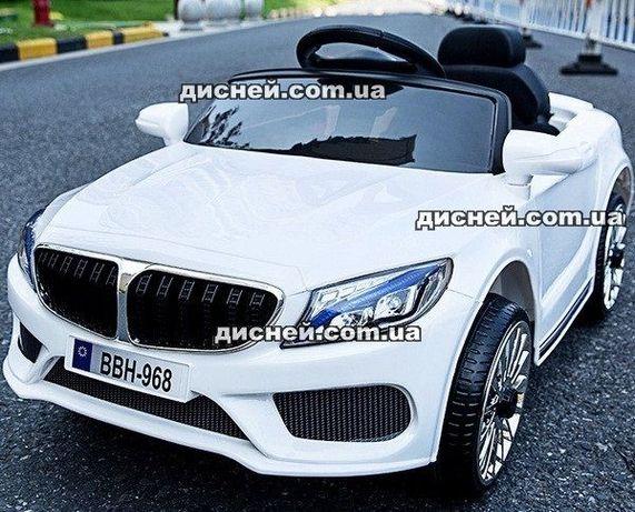 Детский электромобиль M 3987 ЕБЛР-1 BMW, Дитячий електромобiль