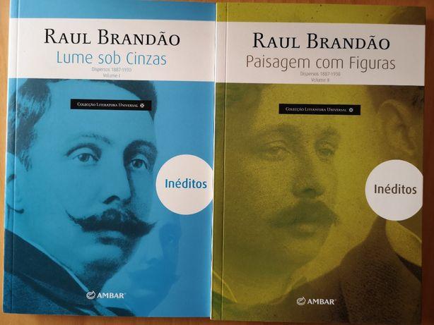 Obras Raul Brandão - 1ª. edi.