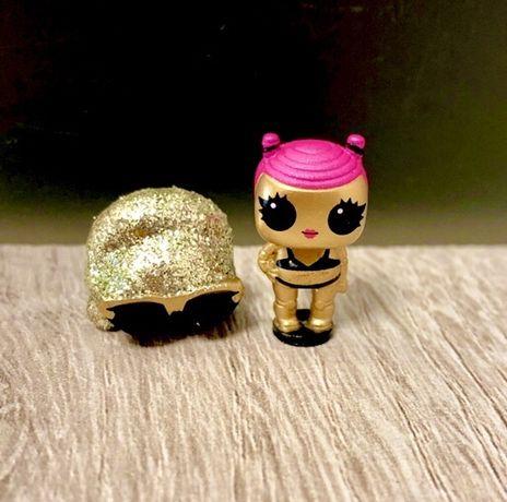 Кукла лол Тини тойз ультра редкая Foton shine tiny toys lol
