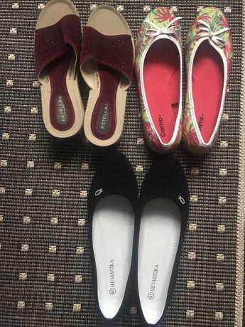Продам жіноче взуття нове по 100 грн