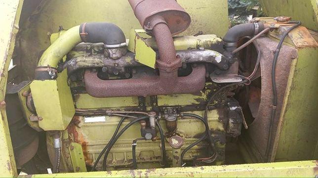 Części class mercator silnik skrzynia