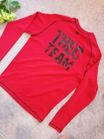 Koszulka Bluza Long Trec Team XL/XXL oddychająca czerwona Nowa