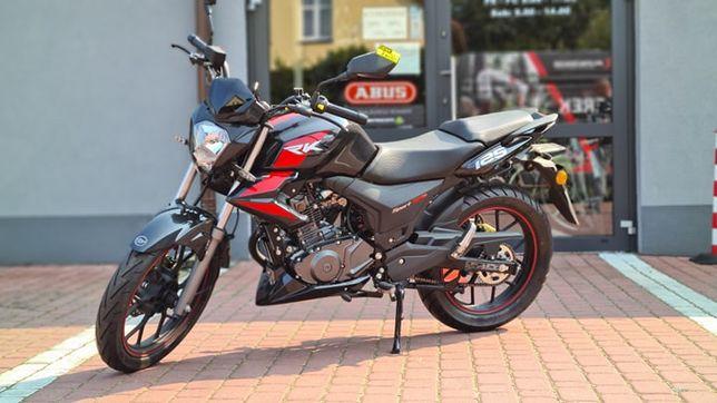 Nowy motocykl Keeway RKS 125 / 2020r