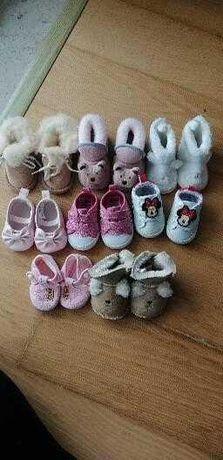 Lote sapatos bebé por 10€