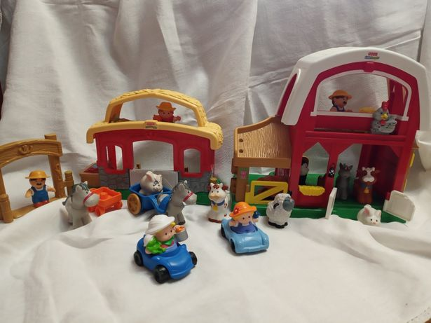 Ферма Fisher Price серии Little People