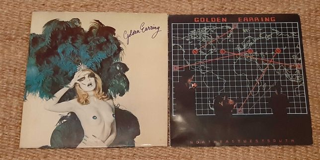 Golden Earring - Dois Discos Vinil