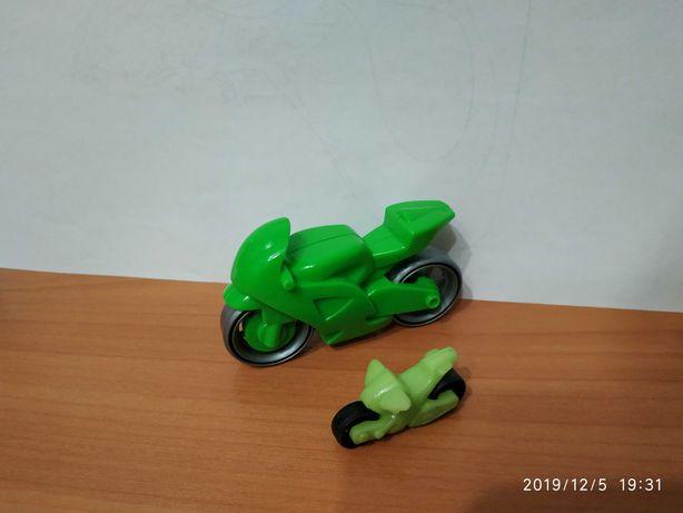 Игрушки мотоцыклы