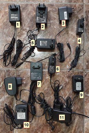 Блок питания бытовой 12 вольт роутера видеокамеры 12V зарядное адаптер
