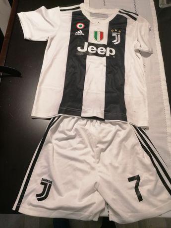 Equipamento Juventus 10 anos