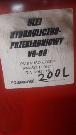 Olej Hydrauliczno-przekładniowy VG 68 HL 68