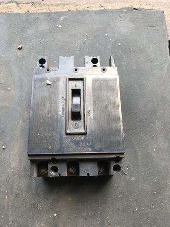 Автомат А3163 на 20 А до 10 кВт СССР для защиты от токов перегрузки (т