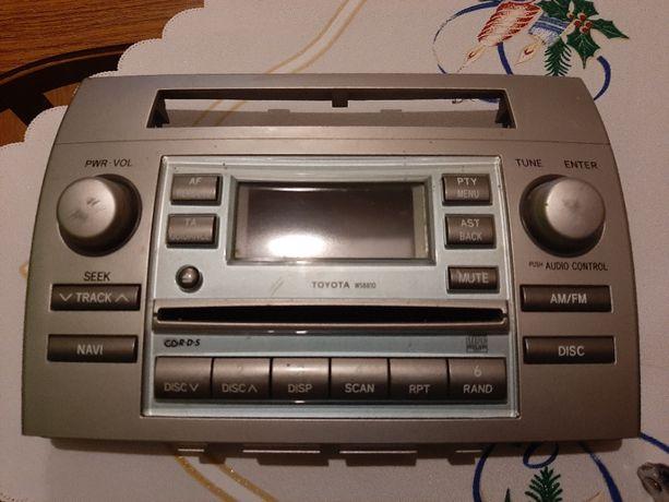 Panel do radia TOYOTA Corolla VERSO II w58810