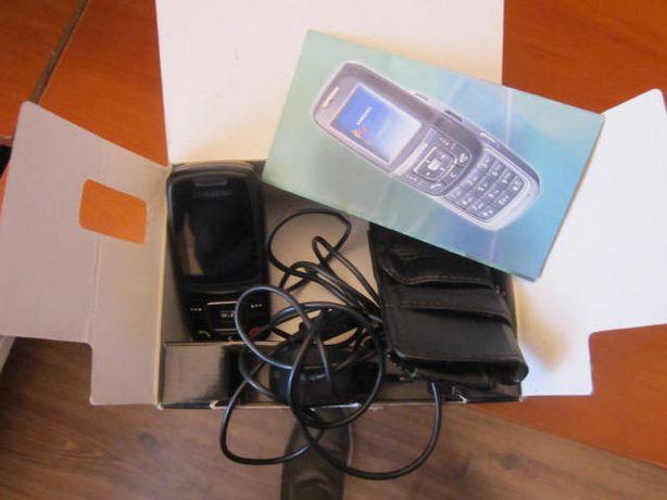 Tradycyjny telefon Samsung z klapką zamiana