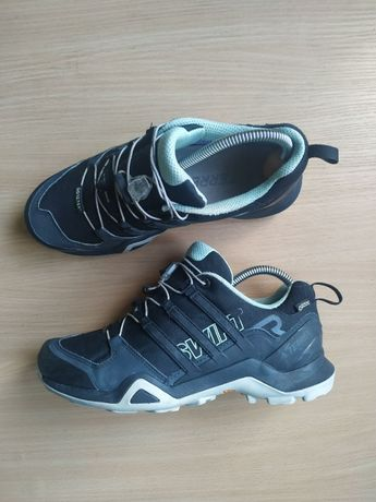 Термо кроссовки Adidas Terrex Swift R2 GTX, Gore-Tex,Размер 40(25см)