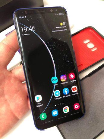 Продам Samsung galaxy s8 plus + карта на 128 Gb Samsung Evo
