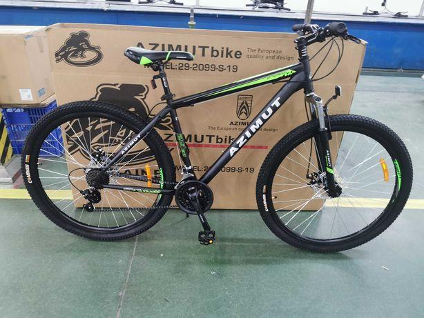 Велосипед Горный спортивный Azimut Energy 26 дюйма
