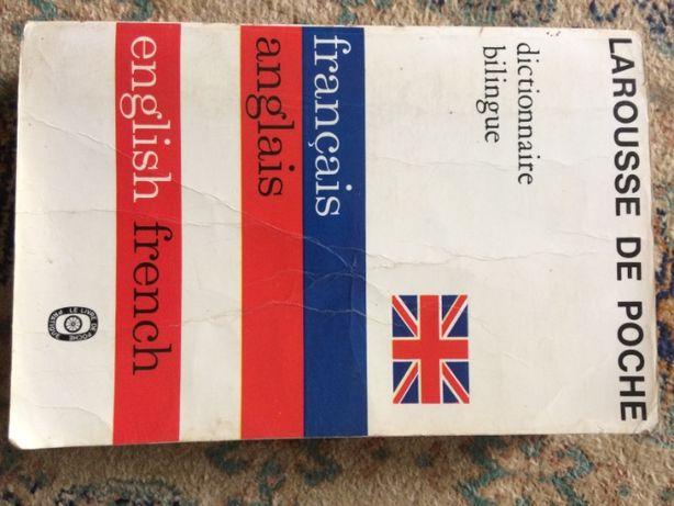 dicionário bilingue frances-ingles