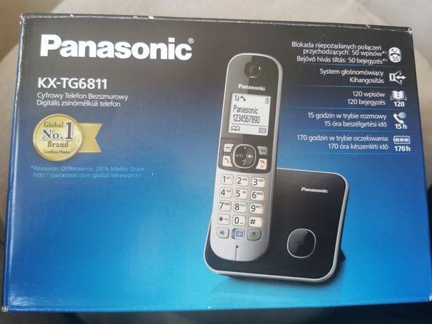 Telefon bezprzewodowy Panasonic KX-TG6811
