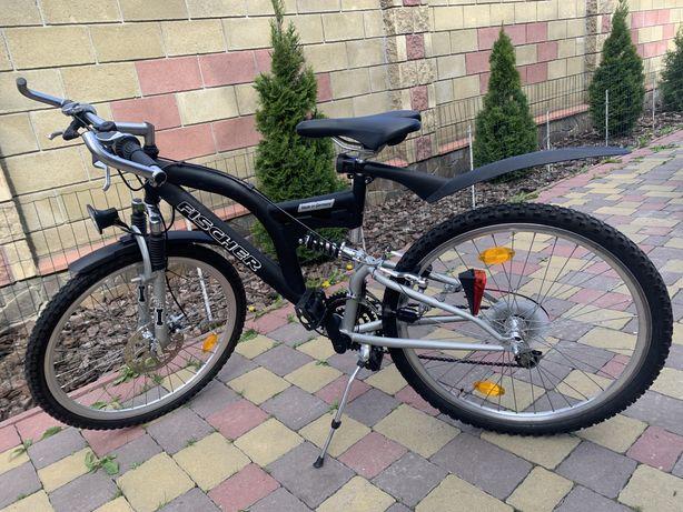 Велосипед FISCHER привезений з Німеччини
